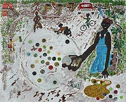 "ArtBrut.com - James Willard, Sr. ""Stelle Man"""